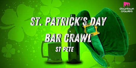 St Patrick's Day Bar Crawl - St Pete tickets