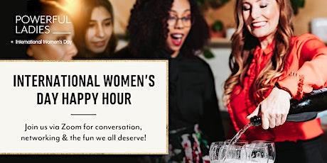 International Women's Day Happy Hour! biglietti