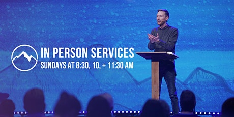 Sunday Services boletos