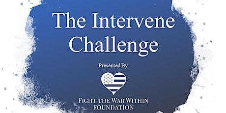 The Intervene Challenge - IN-PERSON tickets