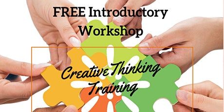 Introduction to Creative Thinking tickets