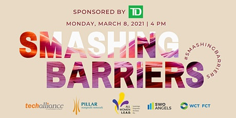 Smashing Barriers: Dare to Rise tickets