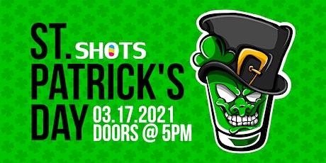 St. Patrick's Day Celebration at SHOTS Orlando tickets
