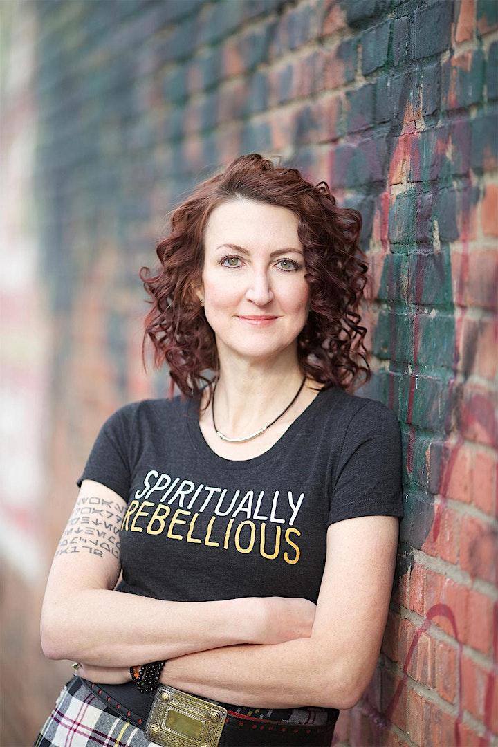 "Spirituality Workshop with ""Spiritual Rebel"" Author Sarah Bowen image"
