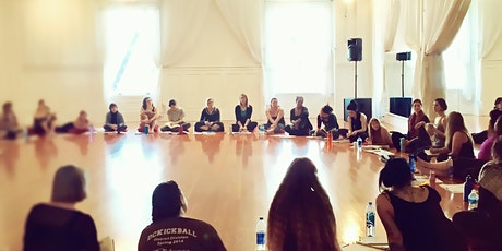 8 Elements™ Phase I: Initiation, April 2021 with Rachel Brice tickets