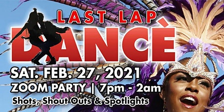 DANCÈ Carnival Las Lap  Zoom Party tickets