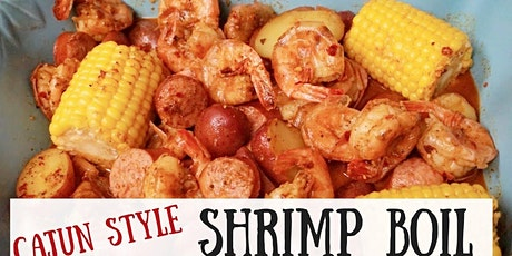 Copy of Shrimp Boil/Mardi Gras/Margarita Fundraiser tickets