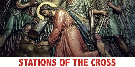 3:00 Friday Stations of the Cross (Church) tickets