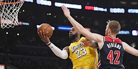 LIVE@!!..@ Washington Wizards v Los Angeles Lakers LIVE ON NBA 2021 tickets