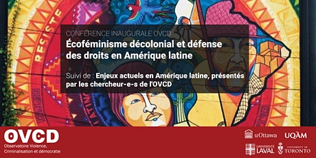 Écoféminisme décolonial et défense des droits en Amérique latine billets