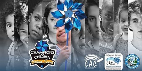 Champions For Children Virtual Event tickets