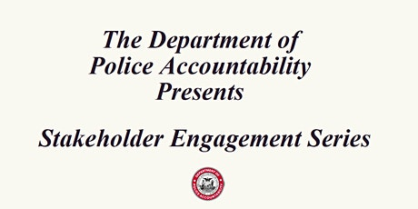 DPA Information Session: Stakeholder Engagement Series tickets