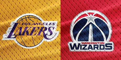 ONLINE@!. Washington Wizards v Los Angeles Lakers LIVE ON NBA 2021 tickets
