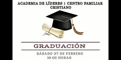 Graduación de Líderes 2021 entradas