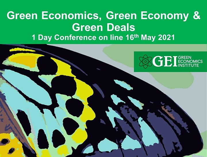 The Green Economy, Green Economics and Green Deals in 2021 image