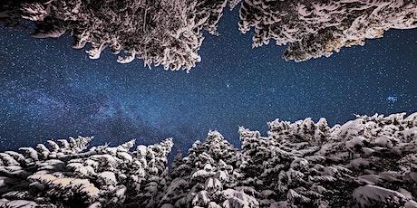 Raquettes sous les étoiles | Snowshoes under the stars billets