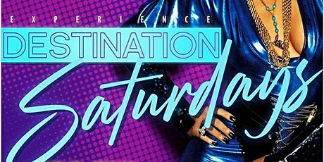 Destination Saturday's tickets