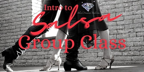 Salsa Group Class (In Person Max 8 Adults) tickets