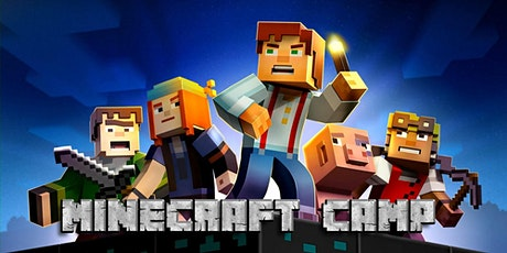 Minecraft Summer Camp tickets