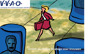 Online workshop Stratego voor Vrouwen tickets