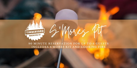 S'mores Pit Reservation at Timberyard tickets
