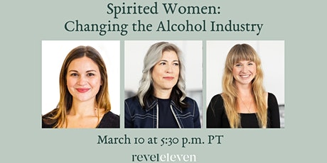 Spirited Women: Changing the Alcohol Industry tickets