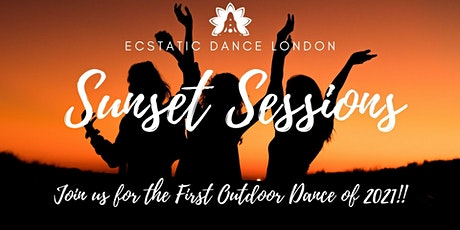 SUNSET SESSIONS-Ecstatic Dance London Outdoor Silent Disco FULL MOON tickets