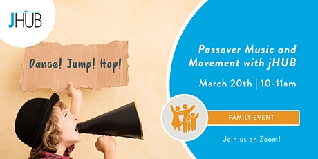 Passover Music and Movement tickets