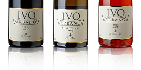 IVO VARBANOV WINES – VIRTUAL WINE TASTING II tickets
