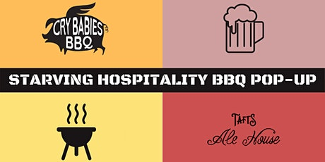 Cry Babies BBQ Pop-Up tickets