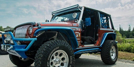Jeep Show and Shine Fundraiser tickets
