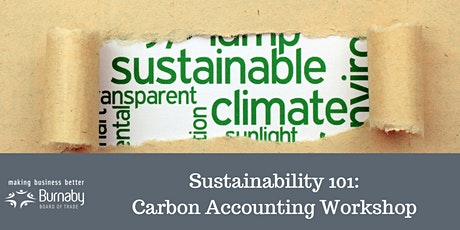 Sustainability 101: Carbon Accounting Workshop with Ivy Wan |KPMG tickets
