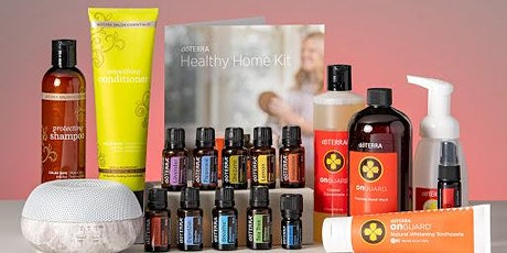 Essential oils and weight management. tickets