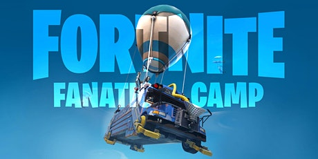 Fortnite Fanatic Camp tickets