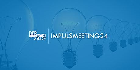 ImpulsMeeting24 - Wirkungsvoller Einsatz  verschiedener Tools im WebMeeting Tickets