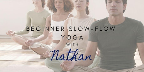 Yoga with Nathan tickets