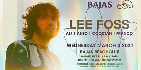 House Hats present Lee Foss at Bajas tickets