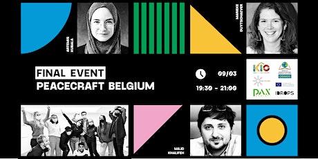 Final Event PeaceCraft Belgium tickets