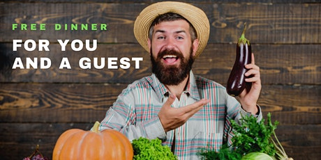 Natural Health Solutions | FREE Dinner Event with Dr. Zach Hutt, DC tickets