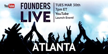 Founders Live Atlanta tickets