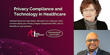 Privacy Compliance and Technology in Healthcare tickets