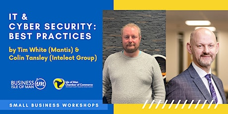 Small Business Workshops | IT & Cyber Security: Best Practices tickets