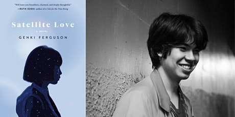 Genki Ferguson: Satellite Love Book Launch tickets
