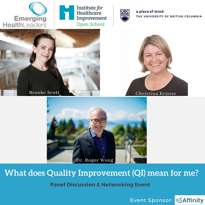 What does Quality Improvement (QI) mean for me? image