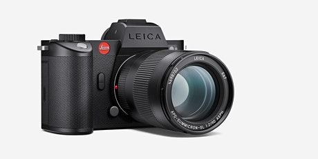 Leica Store DC | Test Drive the Leica SL-System tickets