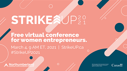 Strike Up Conference Closing Keynote: Relentless Adaptation with Amber Mac tickets