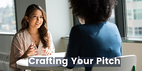 Crafting Your Pitch tickets