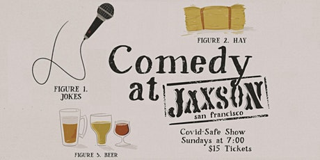 Comedy at Jaxson: Stand Up Comedy Show tickets