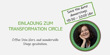 TRANSFORMATION CIRCLE MÄRZ 2021 Tickets