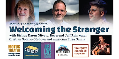 Welcoming the Stranger with The Mountain Sky Conference of The UMC tickets